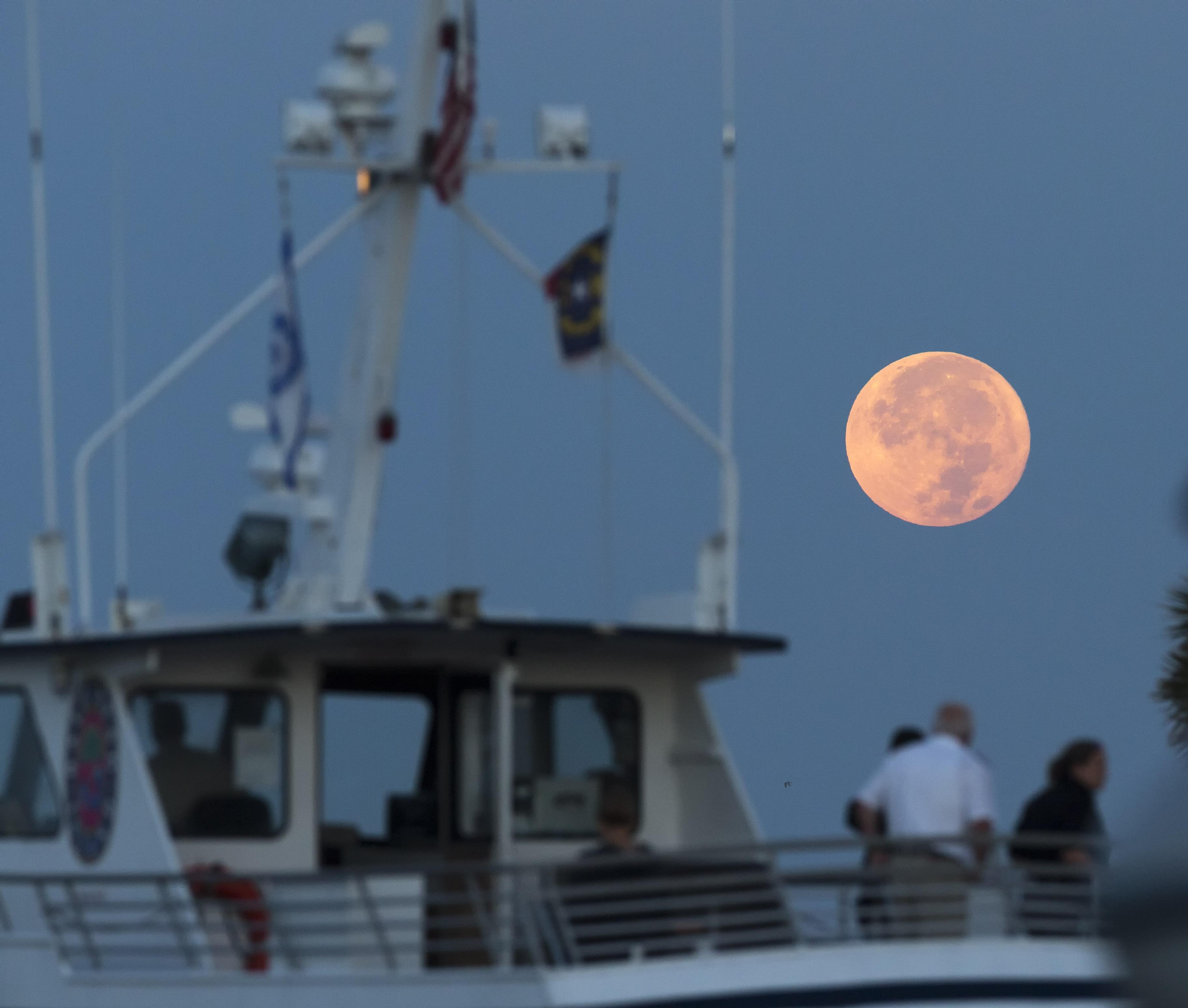 Bald Head Island Ferry